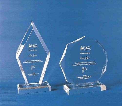 Acrylic Designer Trophy