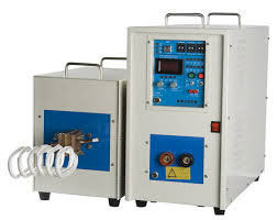 Ultrasonic Induction Heating Machine