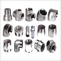 MS Forged Pipe Fittings