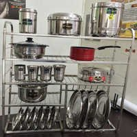 SS Kitchen Rack