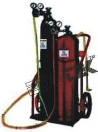 OXY ACETYLENE EQUIPMENT