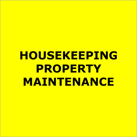 Housekeeping Property Maintenance