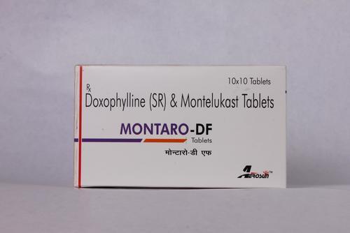 Doxofylline and Montelukast Tablets