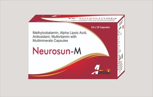 Methylcobalamin Alpha Lipoic Acid & Vitamins Cap.