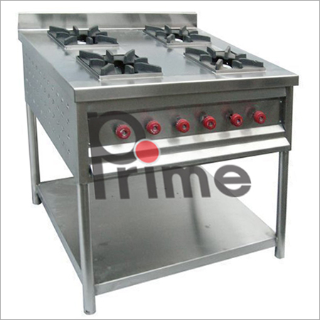 4 Burner Continental Range