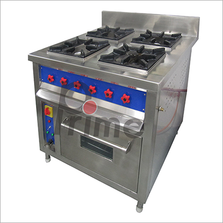 Burner Continental Range With Oven