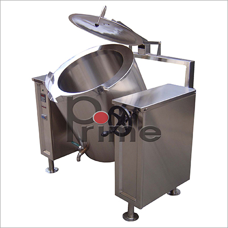 Bulk Cooking Vessel