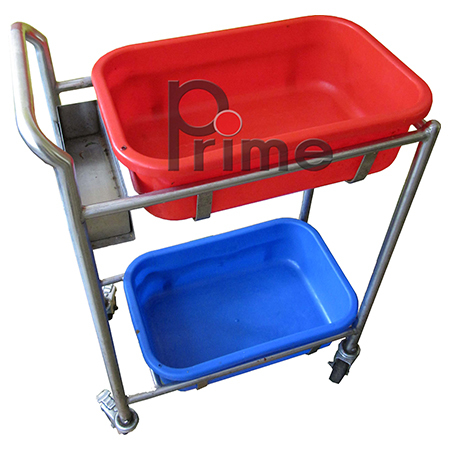 Plates Collection Trolley
