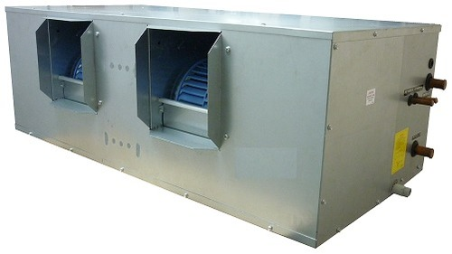 Chilled Water Fan Coil Units