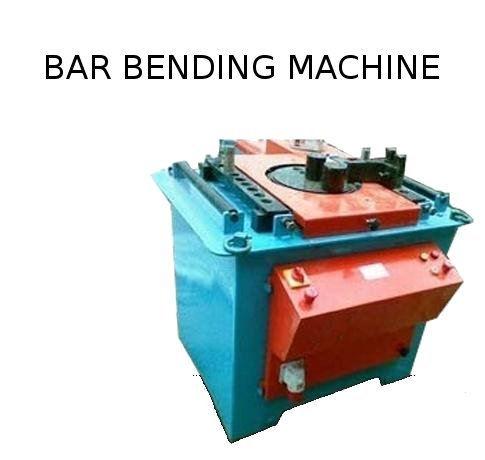 Rebar Bar Bending Machine