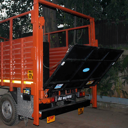 Column Type Tail Lift (Tailgate)