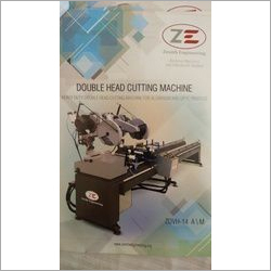 Double Head Cutting Saw