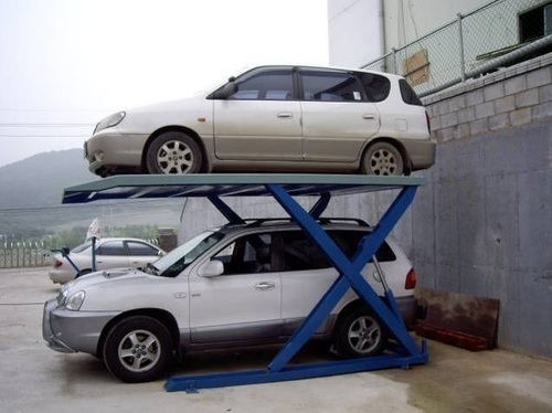 Scissor Car Parking Lift