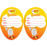 Customized Printed Sticker Label