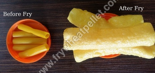 Yellow Fryums Tube
