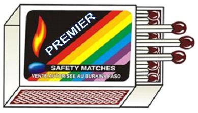 Safety Match Boxes
