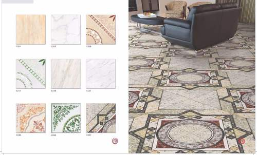 Digital Floor Tiles, Bathroom Floor Tiles, Black Floor Tiles ...