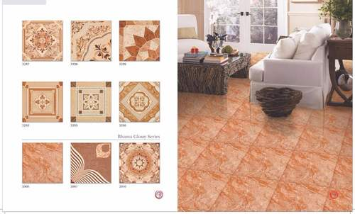 Non Digital Floor Tiles 400 X 400 MM