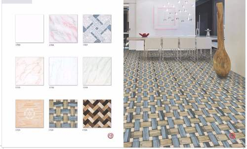 Glazed Floor Tiles