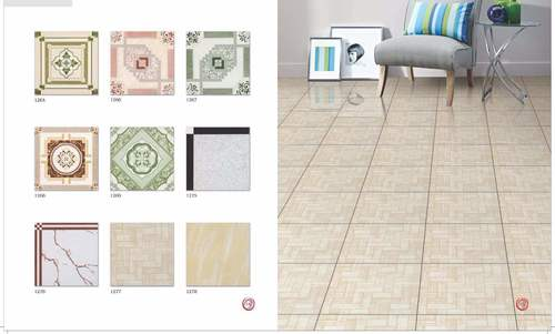 Light Color Floor Tiles