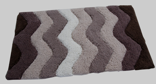 Designer Cotton Bathmat
