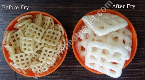 Net Shaped Fryums