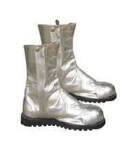 ALUMINIZED SAFETY SHOE.