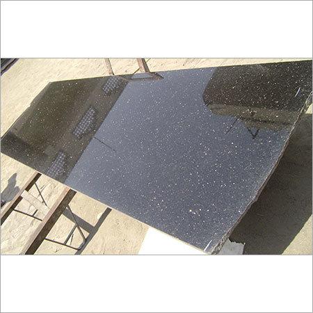 Black Galaxy Granite Slabs/Counters / Kitchen Tops