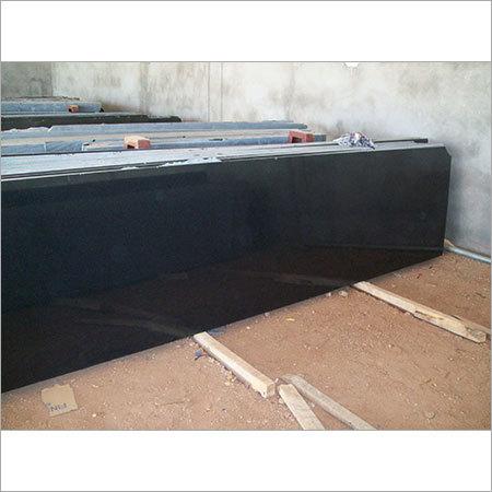 Jet / Absolute black Granite slabs / Kitchen Tops