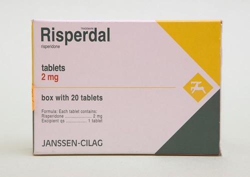 Risperdal 2 Mg Tablets