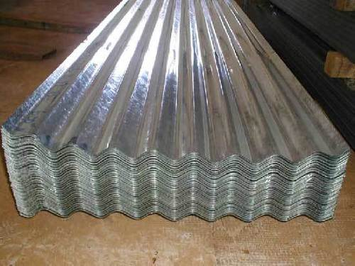 Stainless Steel Galvanized Sheet
