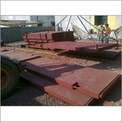 Industrial Trench Shoring System