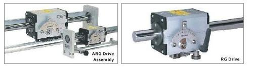 Traverse Roll Ring Drives