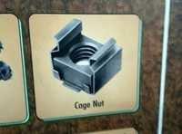 Cage Nut