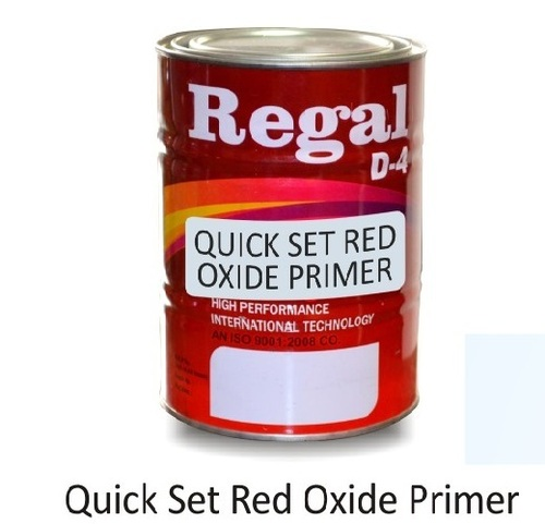 QUICK SET RED OXIDE PRIMER