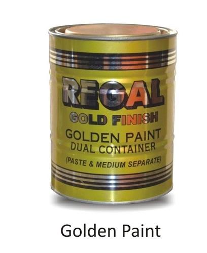 Single Pack Golden Paint
