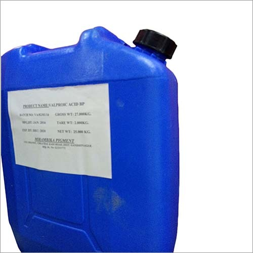 Valproic Acid IP/BP