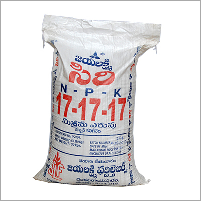 NPK 17:17:17 Granulated Mixture