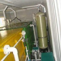 Electrolytic Sewage Treatment Plant