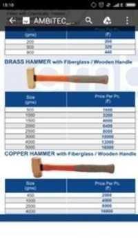 Copper Hammer