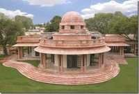 BAPUNA HOUSE NAGPUR HEIGHT 12.5 FT DIA 21.5 FT 16