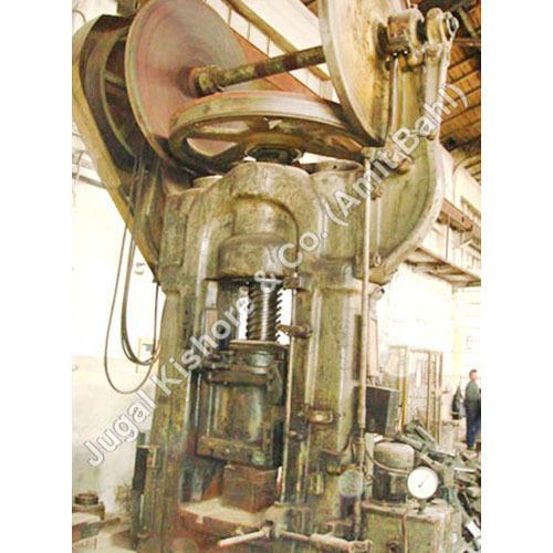Screw Press 400 Ton
