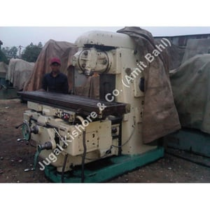 Tos Universal Milling 5 Number