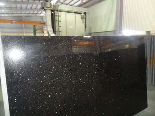 Black / Star Galaxy Granite Slabs