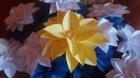 Personalized Paper Flower