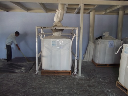 Fly Ash Bag Filling System