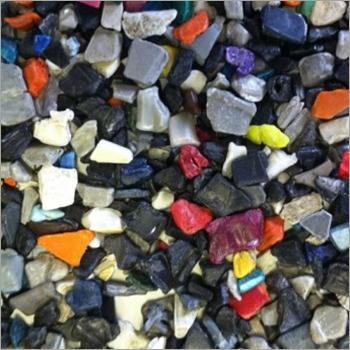 Plastic Waste Granules