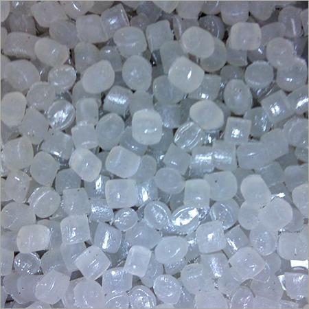 Transparent Plastic Granules