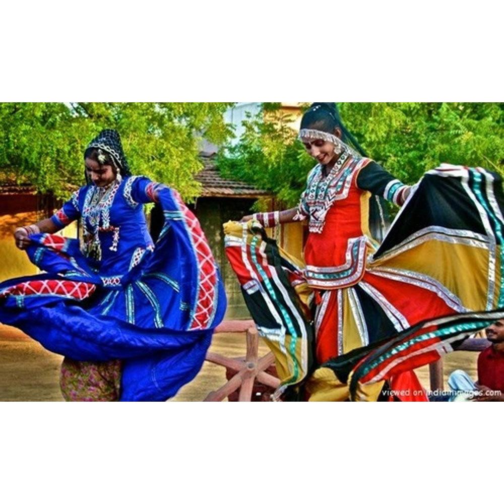 Ghoomar Costumes