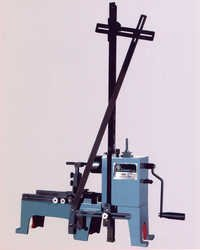 Carlson Type Hand Coiler Machine